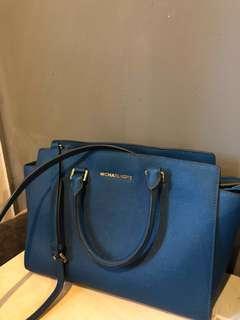 Authentic Michael Kors Selma Large