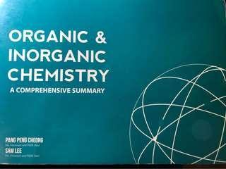 🚚 Organic & inorganic chemistry summary