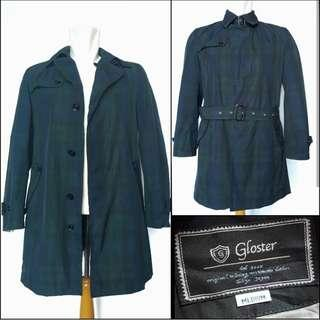 Men trench coat / long coat pria /coat panjang pria/overcoat