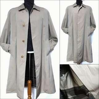 Big size long coat / trench coat pria /coat panjang/overcoat