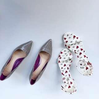 CNY sale! Branded heels 👠 Sale ! Zara and Aldo heels