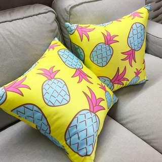 Modern Designed ONG-LAI (Pineapple) Cushion - Ready Stock