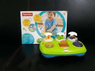 Fisher Price Musical Pop Up eggs