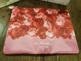 Laduree Red Rose Pouchette