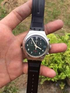 Swatch Irony YCS402 Greenalize watch