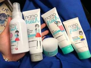 Nano fresh set