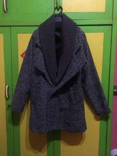 🚚 Queen shop 毛呢保暖厚大衣外套