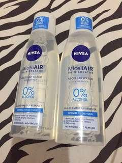 Nivea MicellAIR skin breath