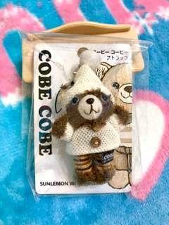 🚚 COBE熊 吊飾娃娃 泰迪熊