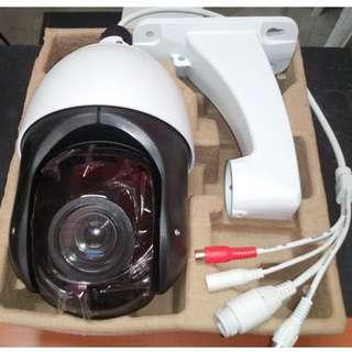 IP PTZ Camera 2Megapixel 1080p 24x Optical Zoom