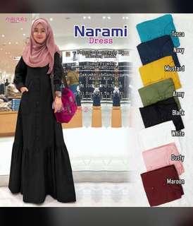 Narami Dress / syari
