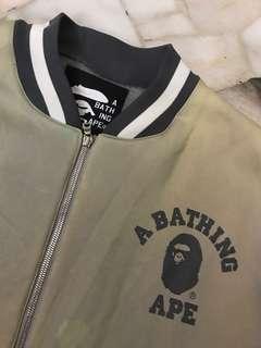 Jacket bathing ape