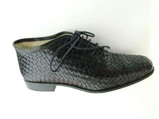 Bally Oxford Shoes (Made in Italy)