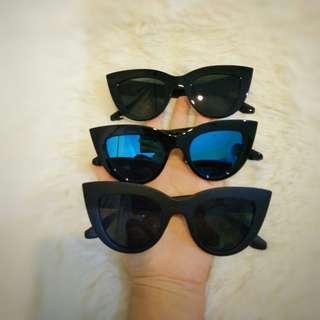 Big Cat Eye Sunglasses