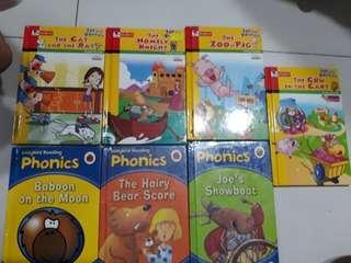 Phonics storybooks