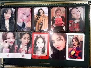 WTS/WTT TWICE The Year Of Yes / Yes or Yes Photocard