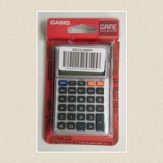 CASIO SL-880-N GAME CALCULATOR