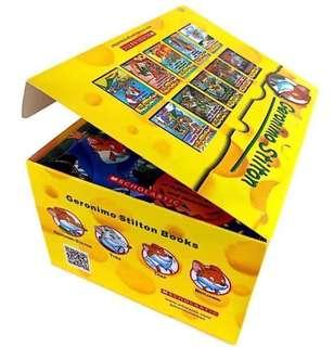Geronimo Stilton 1-20 box/bag