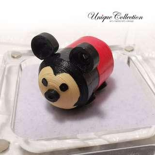 [CUSTOMIZED VALENTINE'S DAY GIFT] Handmade Paper Quilling Miniature Tsum Tsum (D2)