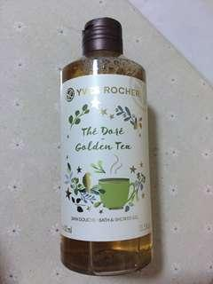BN Yves Rocher Golen Tea Shower Gel 400ml