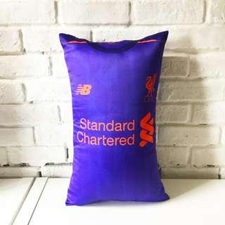 Rare Customized Liverpool FC Cushion - (Rectangle)