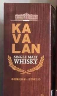 🥃Kavalan Single Malt Whisky(酒版)