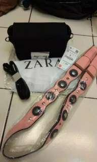 Zara sling bag cross body