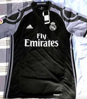 Real Madrid 皇家馬德里作客球衣
