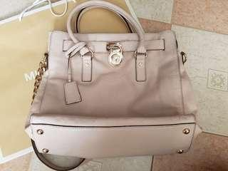 PRELOVED MICHAEL KORS LARGE HAMILTON SATCHEL