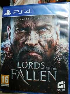 Lord of the Fallen Ps4 R2