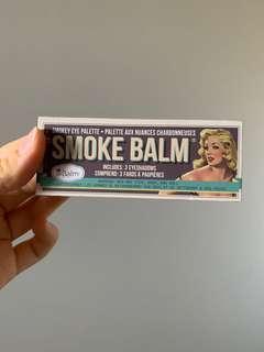 New the balm Smokey eye