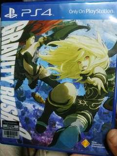 Gravity Rush 2 Ps4 R-ALL