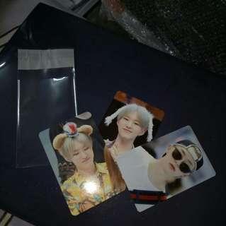 [RARE] Seventeen Hoshi HD photocards (3pcs)