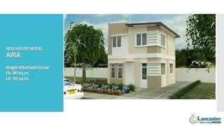A Brand new model house and lot in cavite near amenities