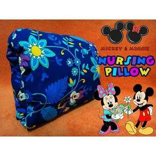 Nursing Arm Pillow Breastfeeding Travel Reversible Unisex Mickey Mouse