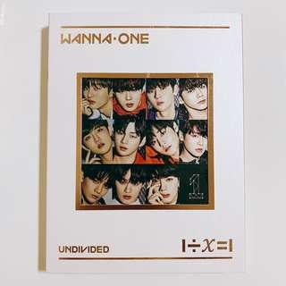[WTS] Wanna One - Unsealed Albums