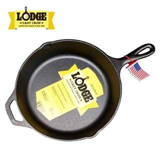 Bnew Lodge Cast iron skillet 10.25 inches Pre Seasoned USA