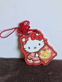Limited Edition Chow Tai Fook Hello Kitty Gold Coin #CNYHOME