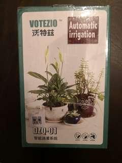 Automatic Irrigation - plant self-watering system