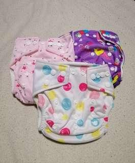 Take all cloth diapers