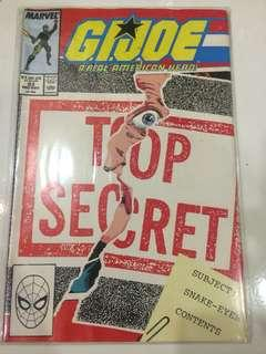 GI Joe #93 comic