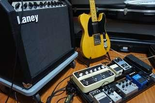 Laney LC30-II made in UK
