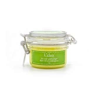 🚚 Sea Salt with Ginger Root Oil & Lemon Grass 150g