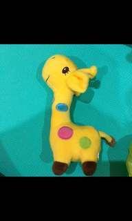Giraffe soft toy