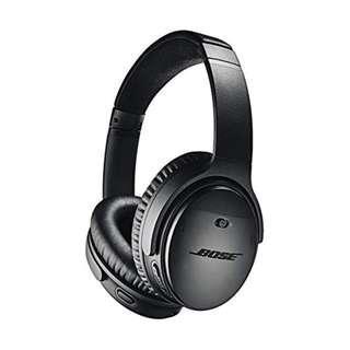 NEW BOSE QC35 II BLACK