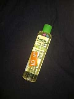 Simple Cleansing Oil [NEW]