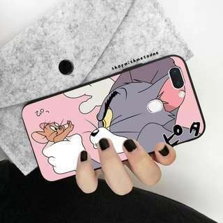 Tom & Jerry Oppo A7 / A7X casing