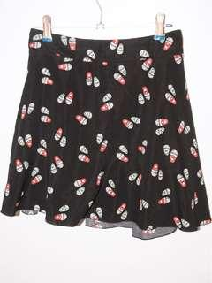 Russian Doll Printed Skirt