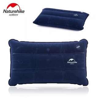 露營吹氣枕頭兩個