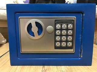 全鋼 電子密碼夾萬保險箱